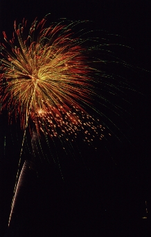 [Fireworks 1 of 2]